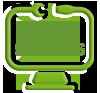 logo services clinique de l'ordinateur saint nazaire